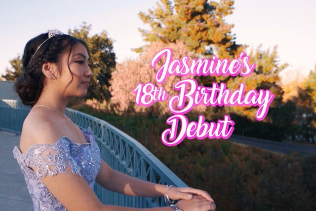 Jasmine's 18th Birthday Debut
