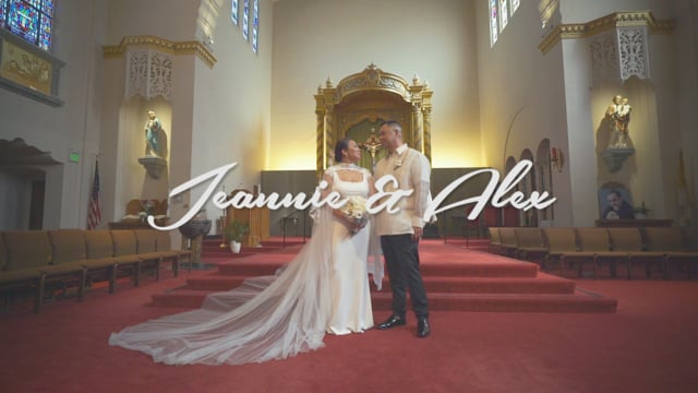 Jeannie & Alex – Wedding Highlight