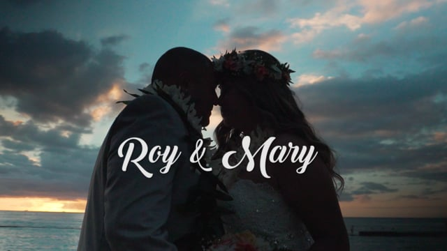 Roy & Mary – Wedding Highlight